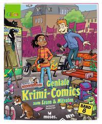 GEOlino Wadenbeißer - Geniale Krimi-Comics Band 8