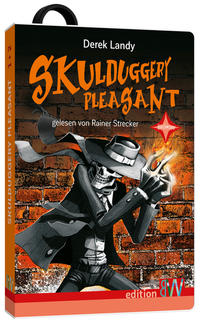 Die Skulduggery Pleasant Box 1/2