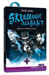 Skulduggery Pleasant – Folge 3 und 4
