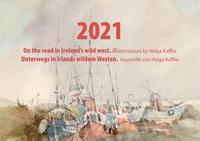 Unterwegs in Irlands wildem Westen/On the road in Ireland's wild west 2021
