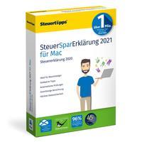 SteuerSparErklärung 2021 Mac