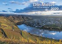 Die Mosel von Trier bis Koblenz 2020 Wandkalender A3 Spiralbindung