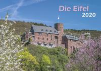 Eifel 2020 Wandkalender A3 Spiralbindung