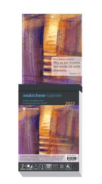 Neukirchener Kalender 2022 - Großer Abreißkalender in lesefreundlicher Schrift