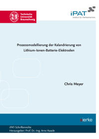 Prozessmodellierung der Kalandrierung von Lithium-Ionen-Batterie-Elektroden
