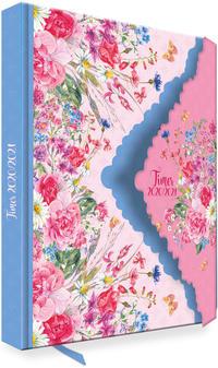 Trötsch Schülerkalender 'Flower' 2020/2021