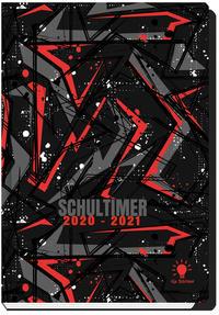 Trötsch Schülerkalender Für Schlaue Dark 2020/2021