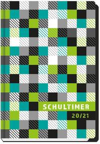 Trötsch Schülerkalender Für Schlaue Quadrat 2020/2021