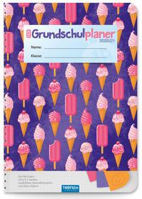 Der Grundschulplaner 'Ice Cream' 2020/2021
