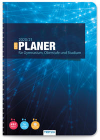 Der Planer für Gymnasium, Oberstufe und Studium 'Network' 2020/2021