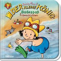 Der kleine König Geschichtenbuch Badespaß
