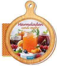 Trötsch Geschenk-Kochbuch 'Marmeladen und mehr'