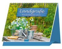 Wochenkalender 'Landgrüsse' 2021