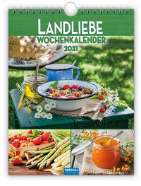 Wochenkalender 'Landliebe' 2021