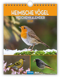 Wochenkalender 'Der frühe Vogel' 2021