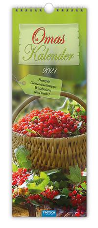 Maxi-Streifenkalender 'Oma' 2021