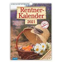 Classickalender 'Rentner' 2021