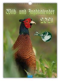 Großbildkalender 'Wild und Jagd' 2021