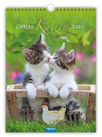 Classickalender 'Liebste Katzen' 2021