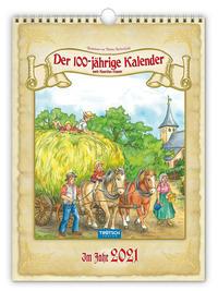 Der 100-jährige Kalender 2021