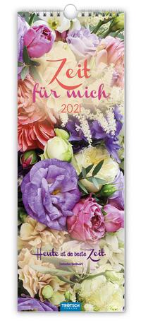 Maxi-Streifenkalender 'Zeit für mich' 2021