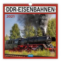 DDR-Eisenbahn 2021