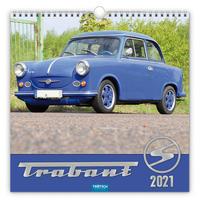 Technikkalender 'Trabant' 2021