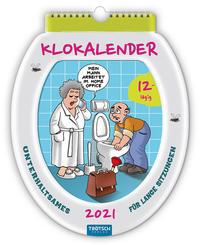 12 lagig! 'Klokalender' 2021