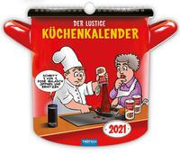 'Der lustige Küchenkalender' 2021