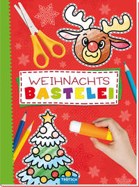 Trötsch Bastelbuch mit Bastelbögen Weihnachtsbastelei