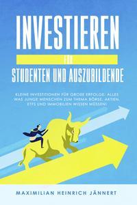 Investieren für Studenten und Auszubildende