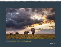 Farben der Erde Afrika 2021