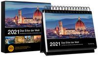 Tischkalender Das Erbe der Welt 2021