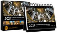 Tischkalender Schatzkammer Deutschland 2021