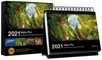 Tischkalender Natur pur 2021