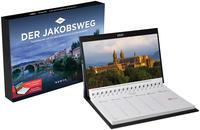 Der Jakobsweg Tischkalender 2021