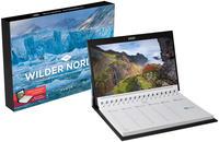 Wilder Norden Tischkalender 2021
