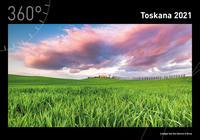 360° Toskana Premiumkalender 2021