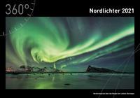 360° Nordlichter Premiumkalender 2021