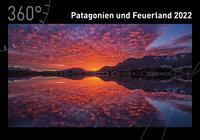 360° Feuerland und Patagonien Premiumkalender 2022