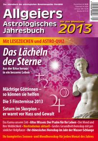 Allgeiers Astrologisches Jahresbuch 2013