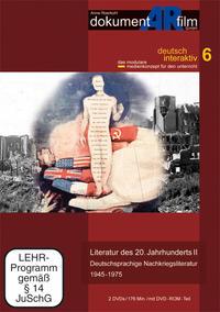 Literatur des 20. Jahrhunderts II