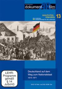 Deutschland auf dem Weg zum Nationalstaat