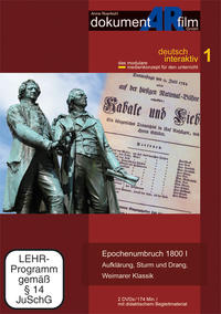 Epochenumbruch 1800 I
