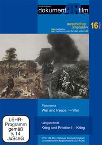Längsschnitt Krieg und Frieden I
