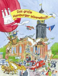 Das große Hamburger Wimmelbuch