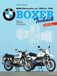 BMW Boxer Technik - BMW Zweiventilker von 1969 bis 1996 Bd. 3