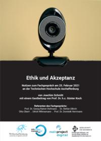 Ethik und Akzeptanz - Cover
