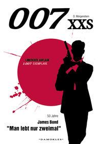 007 XXS - 50 Jahre James Bond - Man lebt nur zweimal