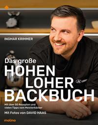 Das große Hohenloher Backbuch - Cover